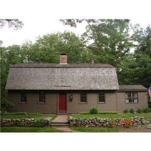18th Century Reproduction home in REHOBOTH, MA - CLICK HERE FOR DETAILS