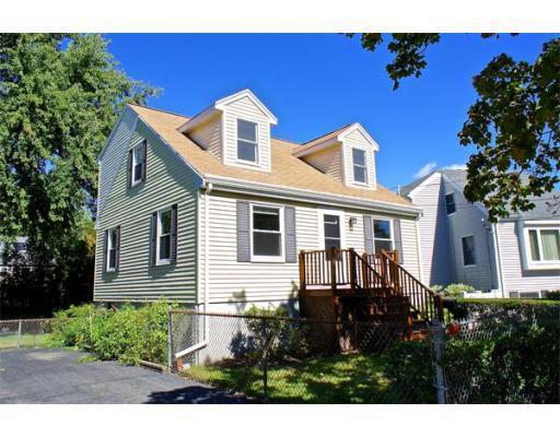 66 Wheeler St., Malden, MA  02148
