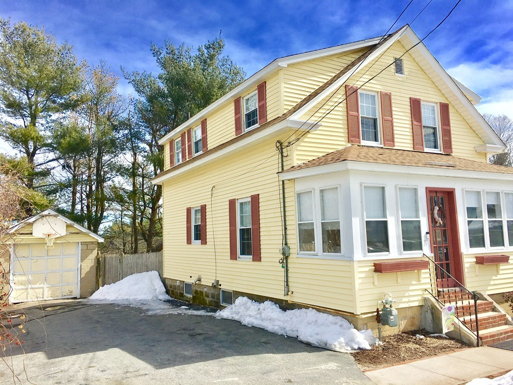 37 Piedmont Street, Methuen, Single Family Home