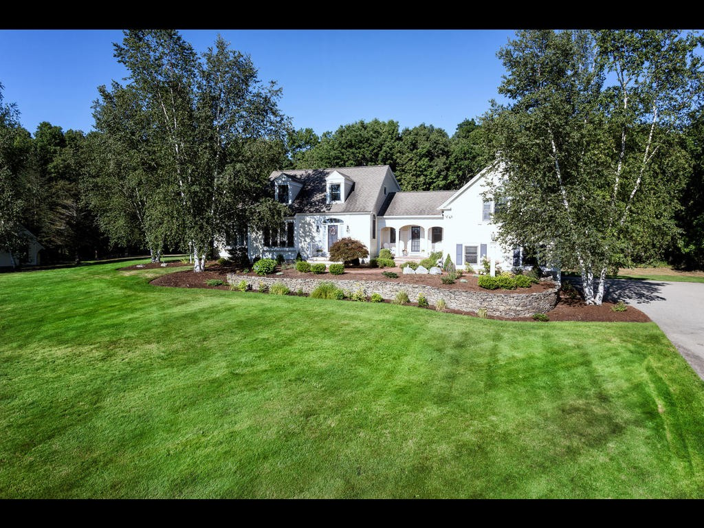Idyllic West Newbury home