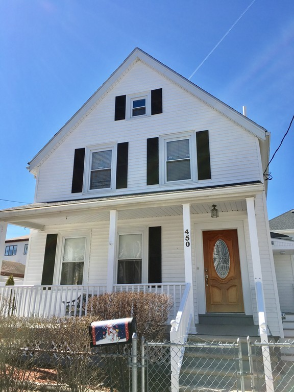 450 Winthrop Street, Winthrop, Single Family Home