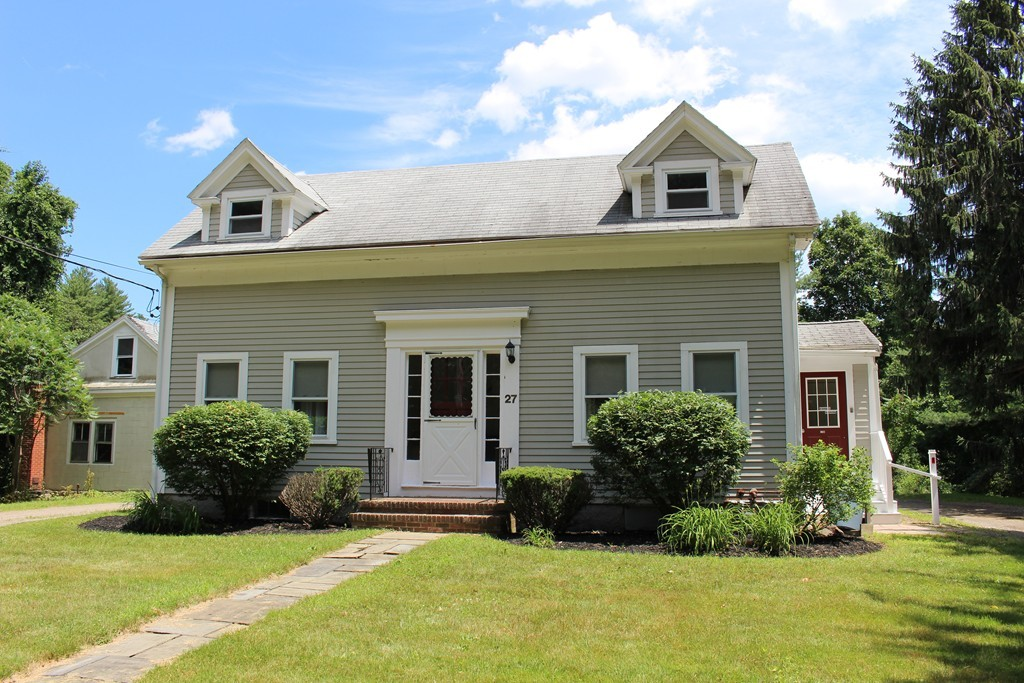 27 Haverhill Road, Topsfield, Multi Family, Used as Single Family Home