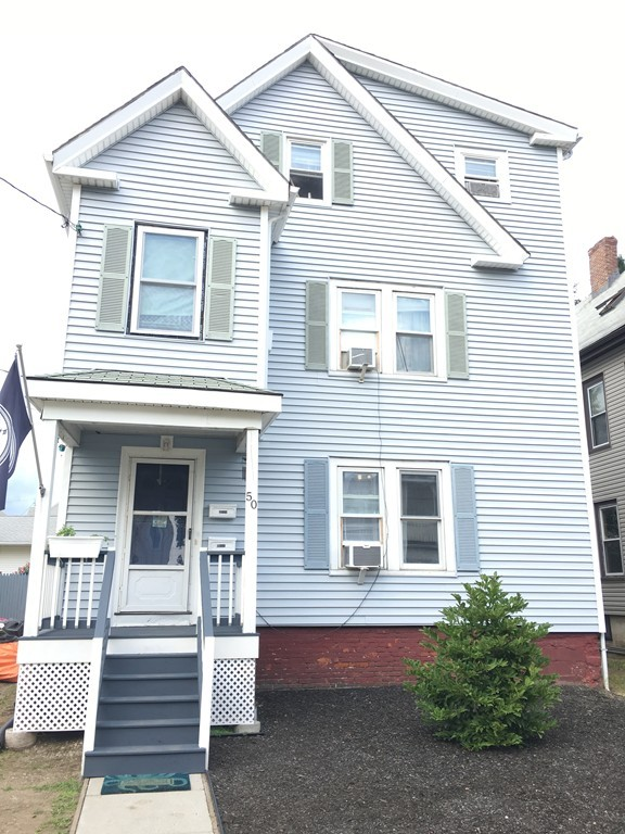 50 Linden Street, Everett, Multi-Family Home