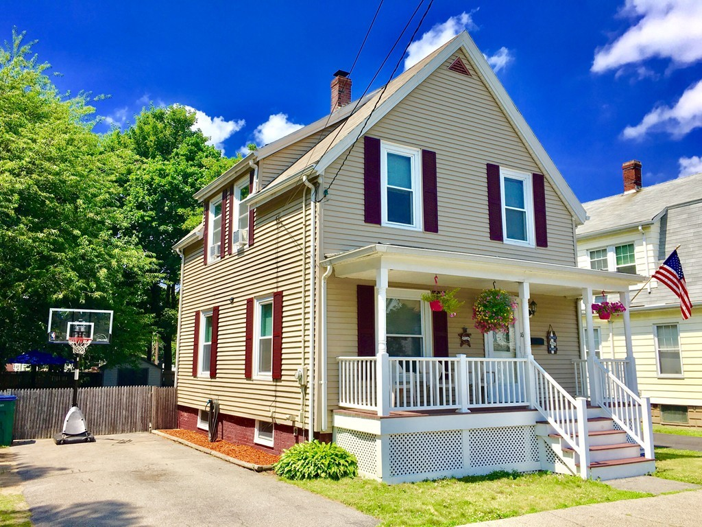 16 Gilbert Street, Lynn, MA, Single Family Home
