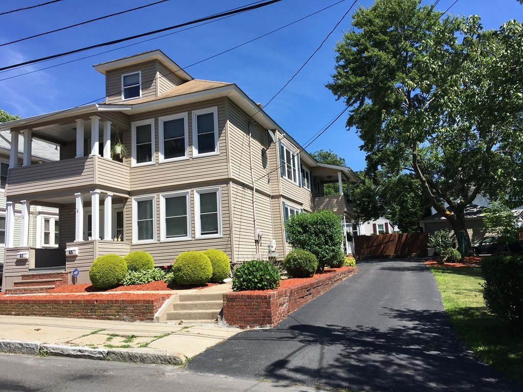 65-67 Elmwood Road, Methuen, Multi-Family property