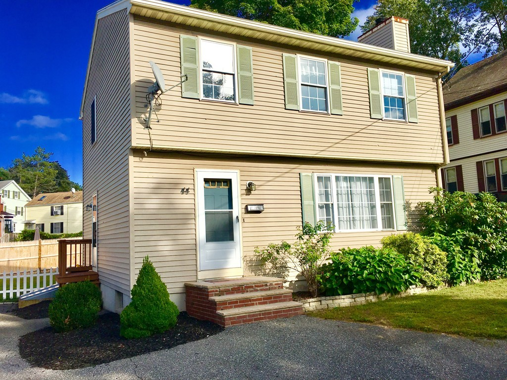 44 Pierpont Street, Peabody, MA, Single Family Home