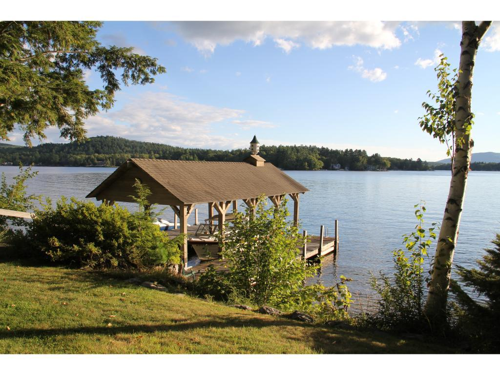 Wolfeboro - Winni Waterfront home 1.2 acres $1,350,000.00