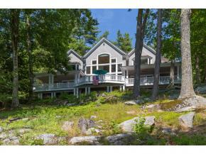 Wolfeboro - Prestigious Winnipesaukee Estate, 180 degree lake views $4,295,000.00